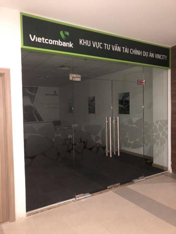 Vietcombank hỗ trợ tài chính dự án Vincity Quận 9