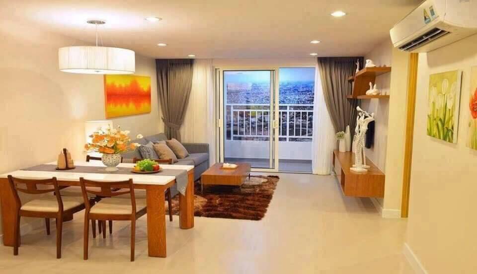 thiết kế căn hộ vincity củ chi