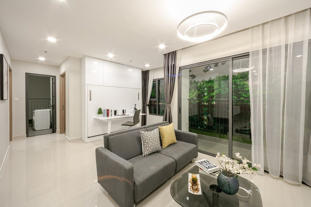 Thiết kế Căn hộ Studio Vinhomes Grand Park Quận 9