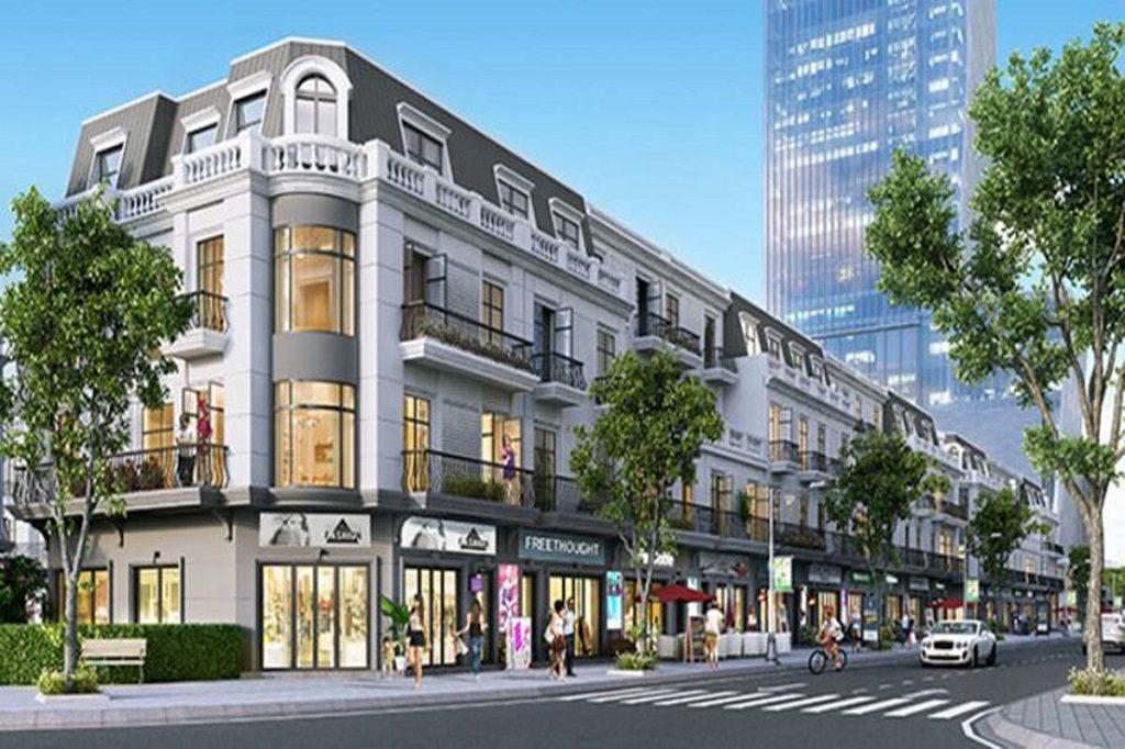 Nhà phố thương mại Shophouse Vincity Quận 9