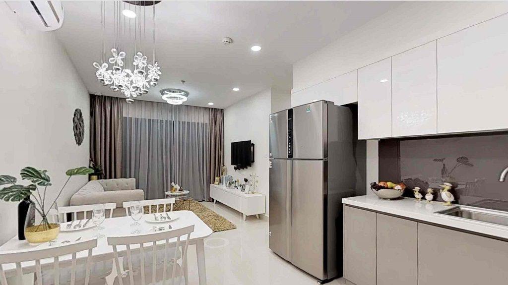 Thiết kế căn hộ 3 Phòng Ngủ Vincity Vinhomes Củ Chi