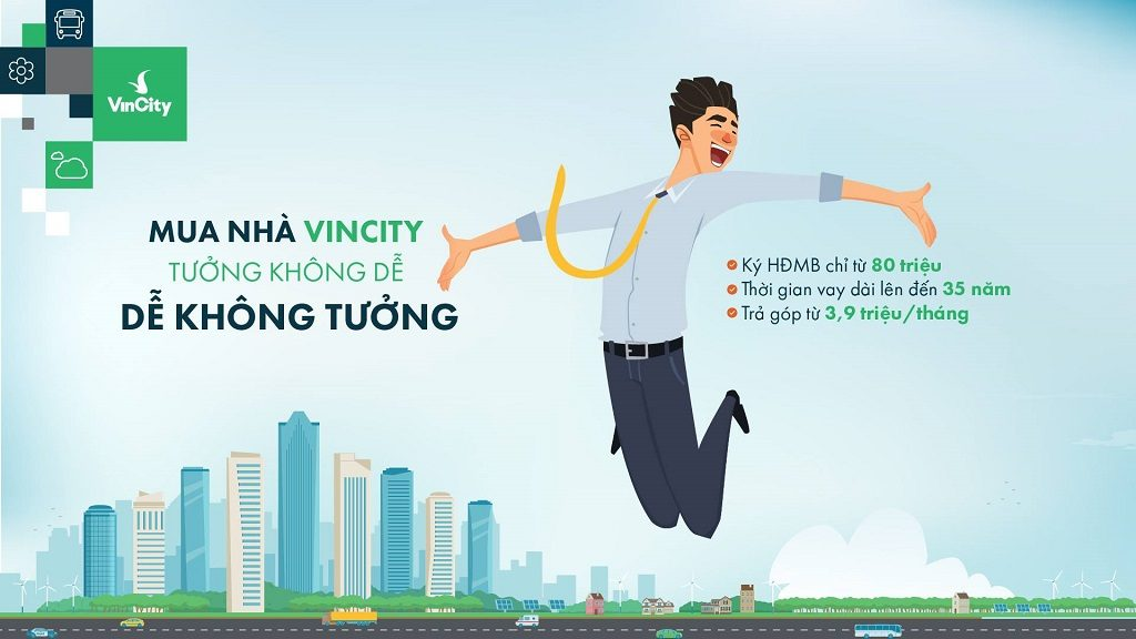Gói tài chính Vincity Quận 9 hỗ trợ tốt nhất cho người mua nhà