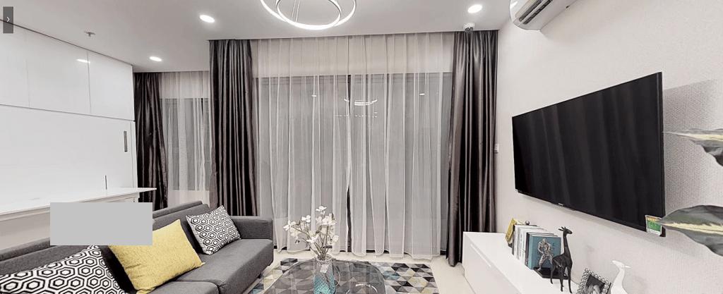 Thiết kế căn hộ 2 Phòng ngủ Vinhomes Grand Park Quận 9