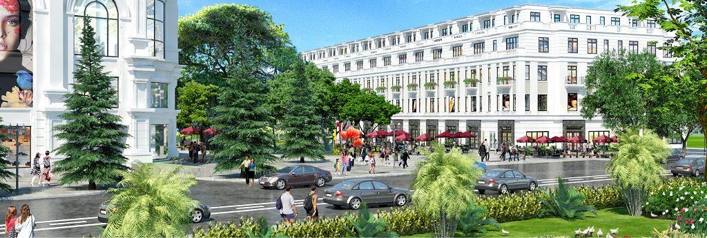 Quy hoạch Nhà phố thương mại Vinhomes Quận 9