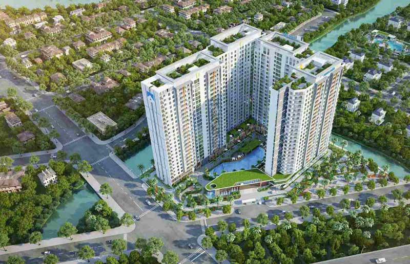 Dự án Jamila Khang điền Quận 9
