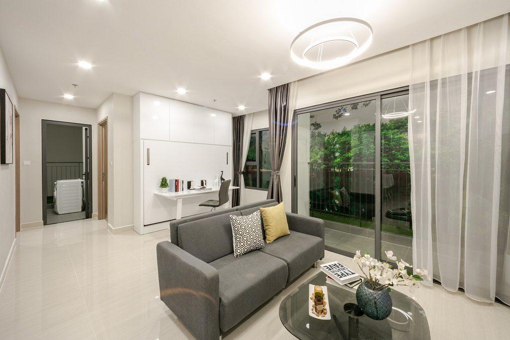Thiết kế Căn hộ Studio Vinhomes Grand Park