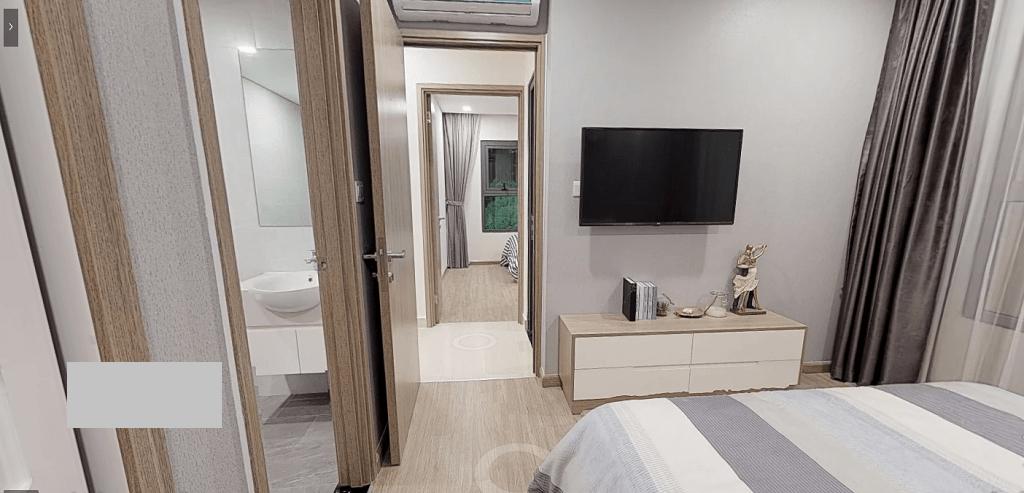 Thiết kế căn hộ 3 Phòng ngủ Vinhomes Grand Park