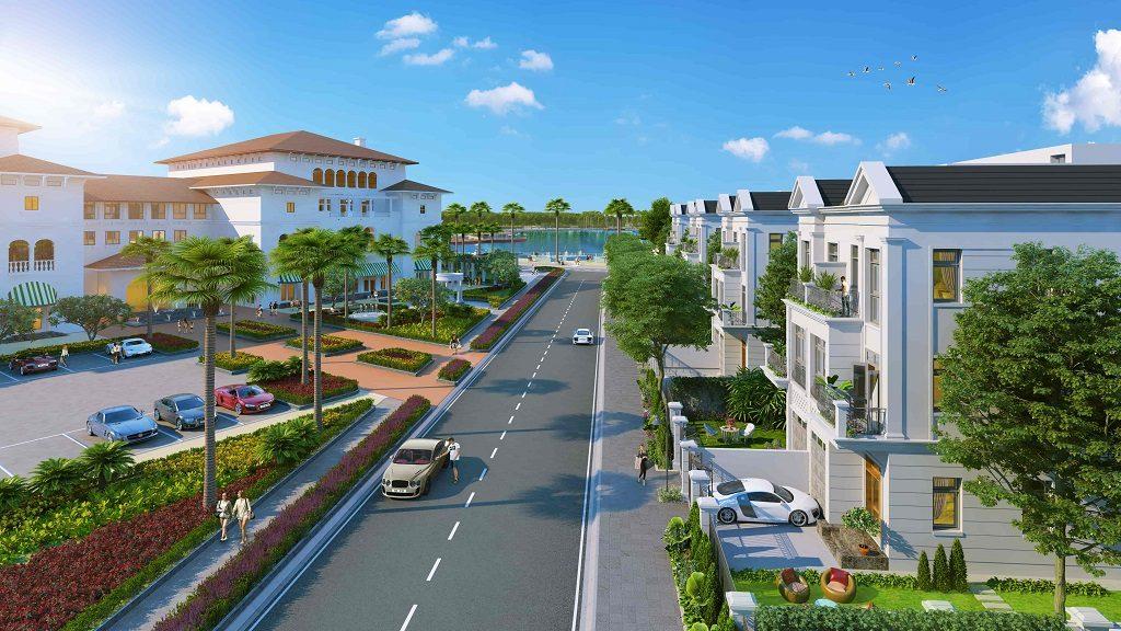 Thiết kế Biệt thự song lập Vinhomes Grand Park