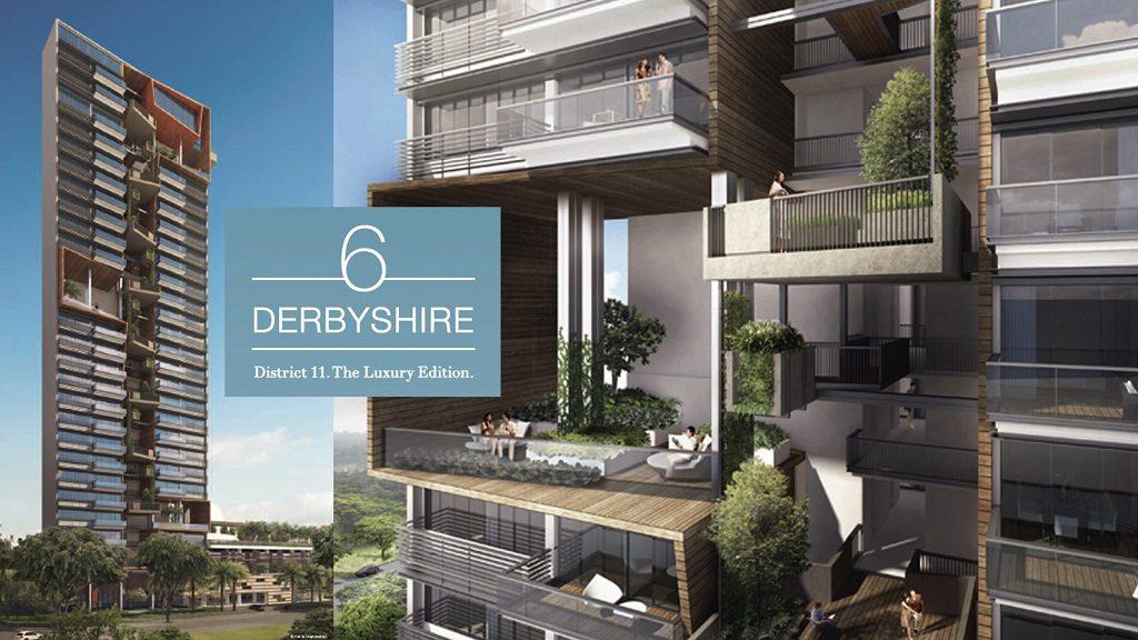 Chung cư Derbyshire tại Singapore