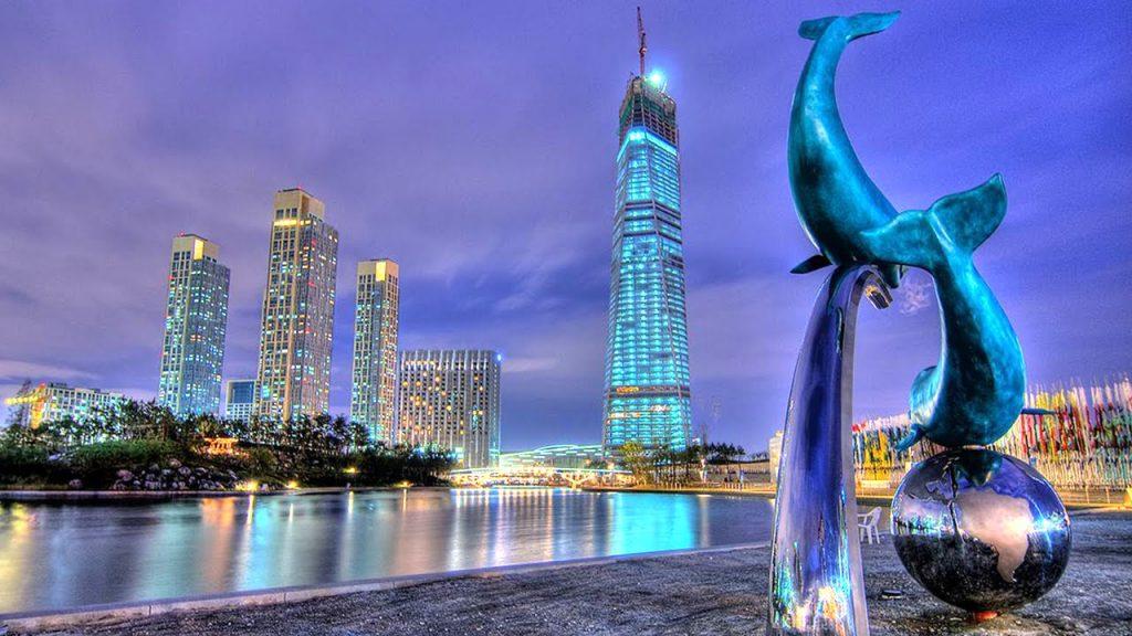 Thành phố Songdo Hàn Quốc