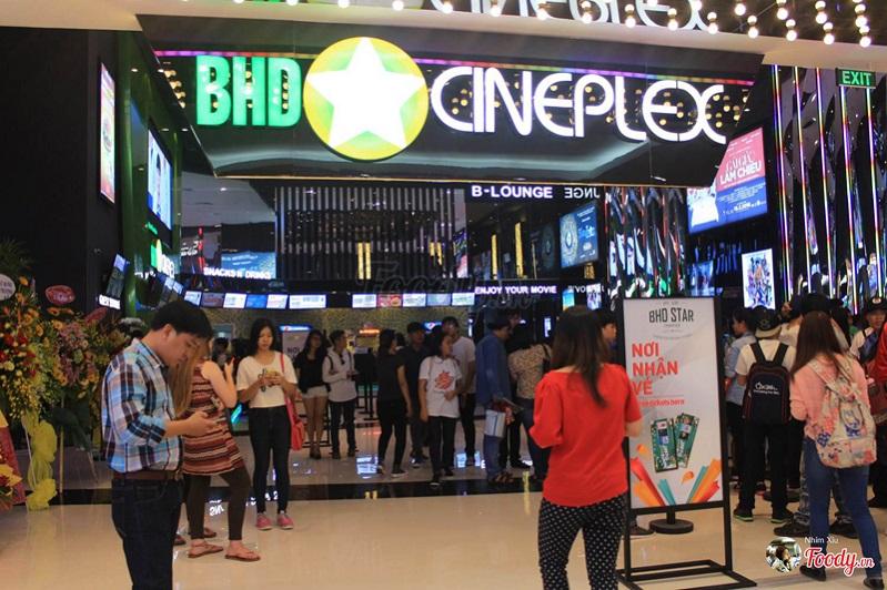 Rạp chiếu phim BHD tại Vincom Mega Mall Vinhomes Grand Park Quận 9