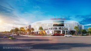 Phối cảnh Vincom Mega Mall Vinhomes Grand Park Quận 9