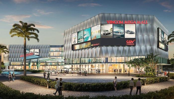 Vincom Mega Mall Vinhomes Grand Park Quận 9