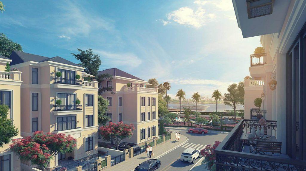 Thiết kế Biệt Thự Vinhomes Golden River Ba Son
