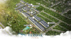 Mặt bằng tổng thể Verosa Park Khang Điền