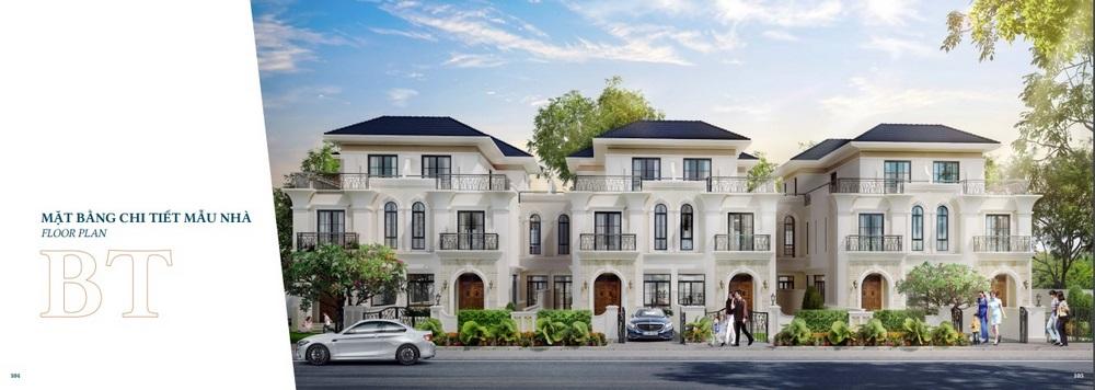 Thiết kế Biệt thự Verosa Park Khang Điền