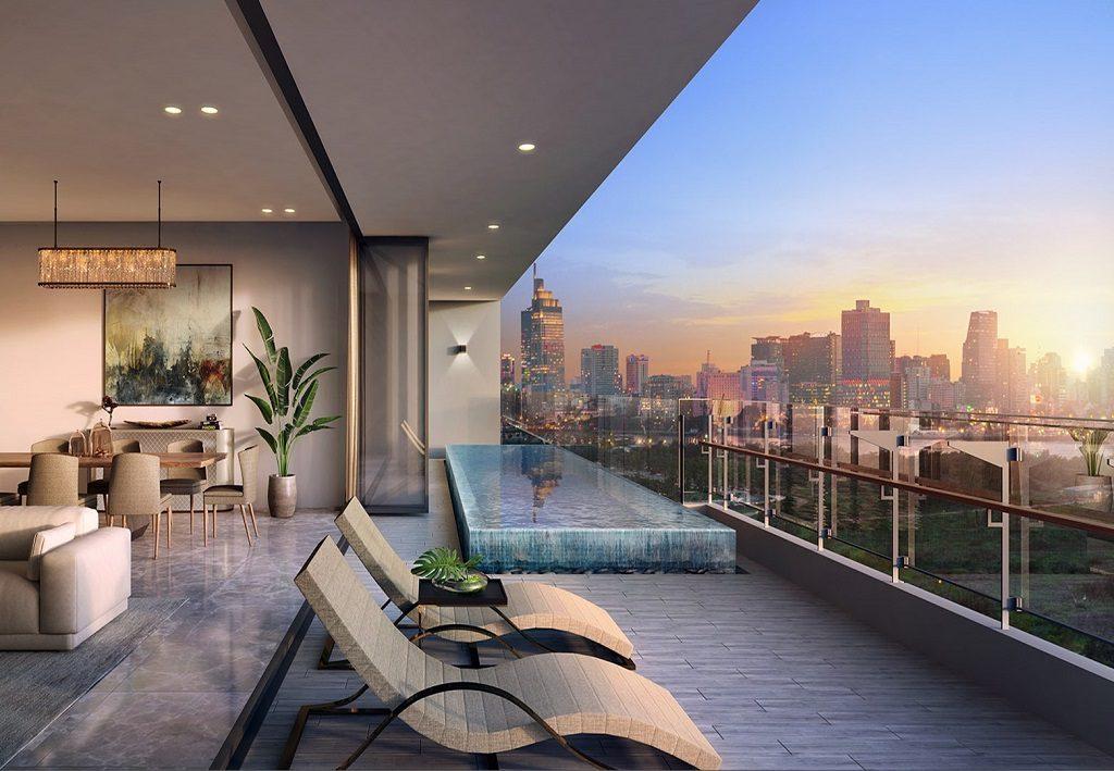 Thiết kế căn hộ The River Thủ Thiêm