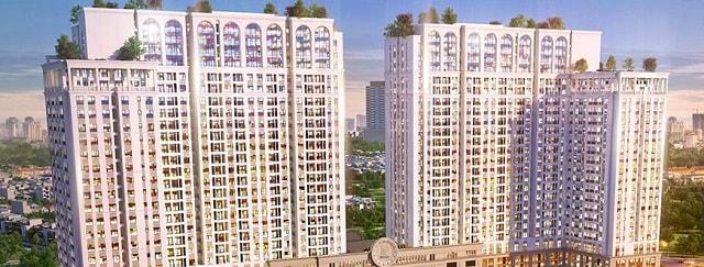 Review dự án chung cư & liền kề Roman Plaza Tố Hữu, Hà Đông