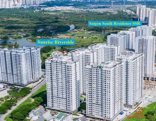 Mua bán dự án căn hộ Sunrise Riverside (bảng giá 2021)
