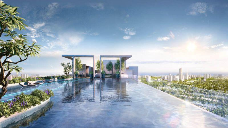 Update dự án căn hộ chung cư Sky Oasis ecopark mới nhất 2021