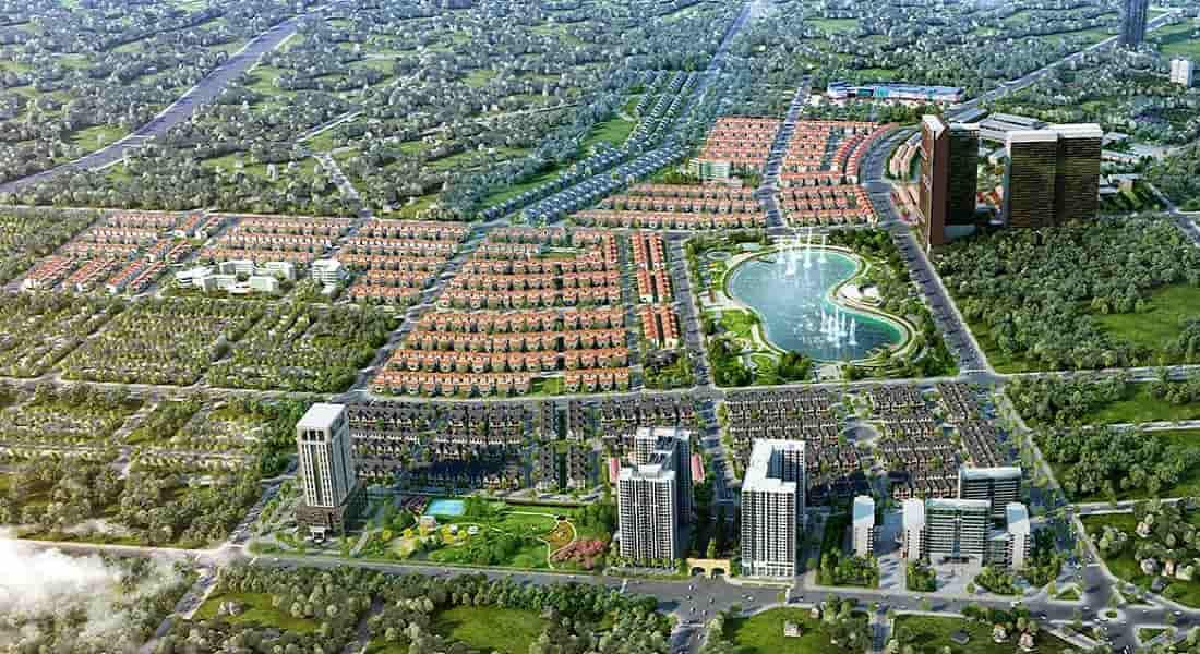[Cập nhật] thông tin đắt giá về khu đô thị Dương Nội Nam Cường Hà Đông