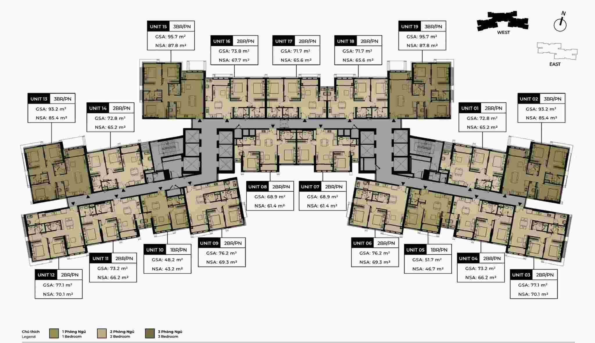 Cập nhật thông tin dự án Masteri Lumiere Riverside, An Phú, Quận 2