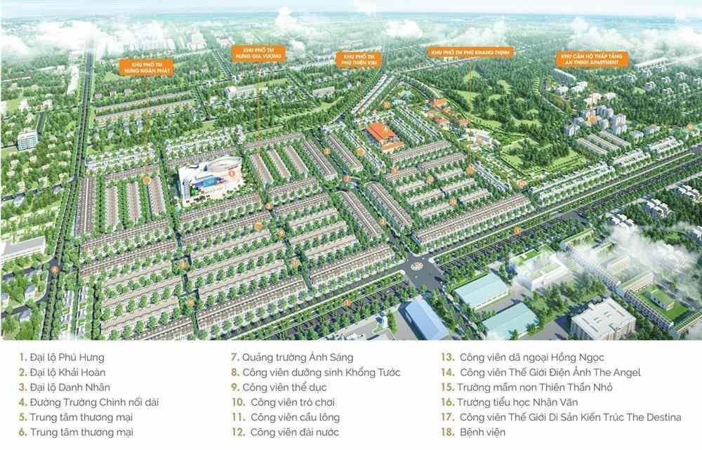 [Đánh giá chi tiết] dự án Gem Sky World Long Thành Đồng Nai 2021