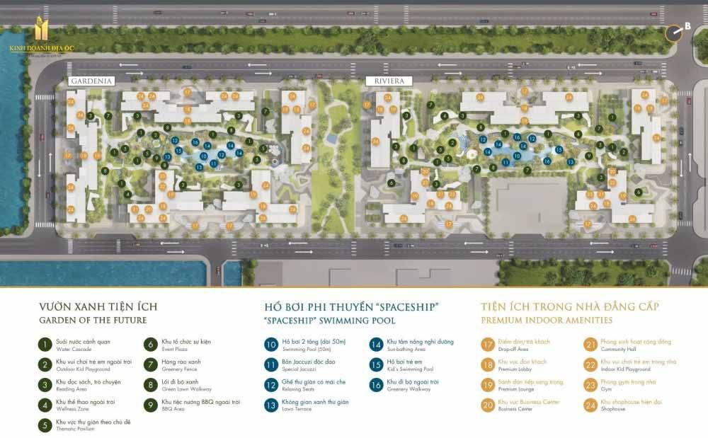 [Review] Dự án căn hộ chung cư Masteri Centre Point quận 9 từ A đến Z