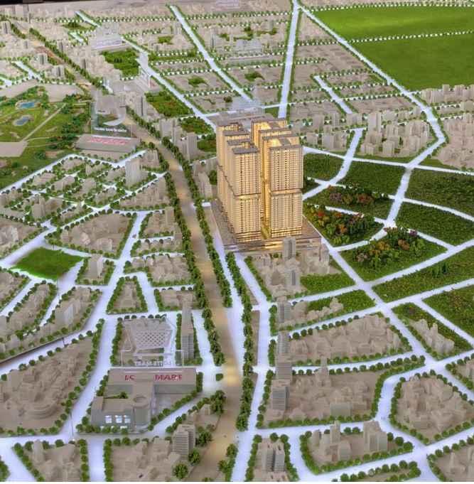 Cập nhật dự án căn hộ Astral City Bình Dương quốc lộ 13 Bình Hòa