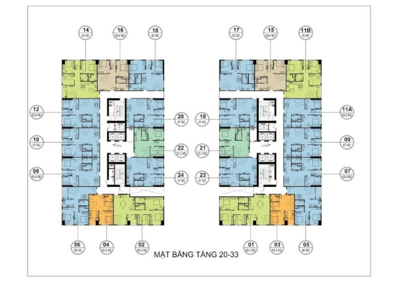 Dự Án Chung Cư FLC Đại Mỗ: Vị Trí, Tiến Độ Và Giá Bán 2021