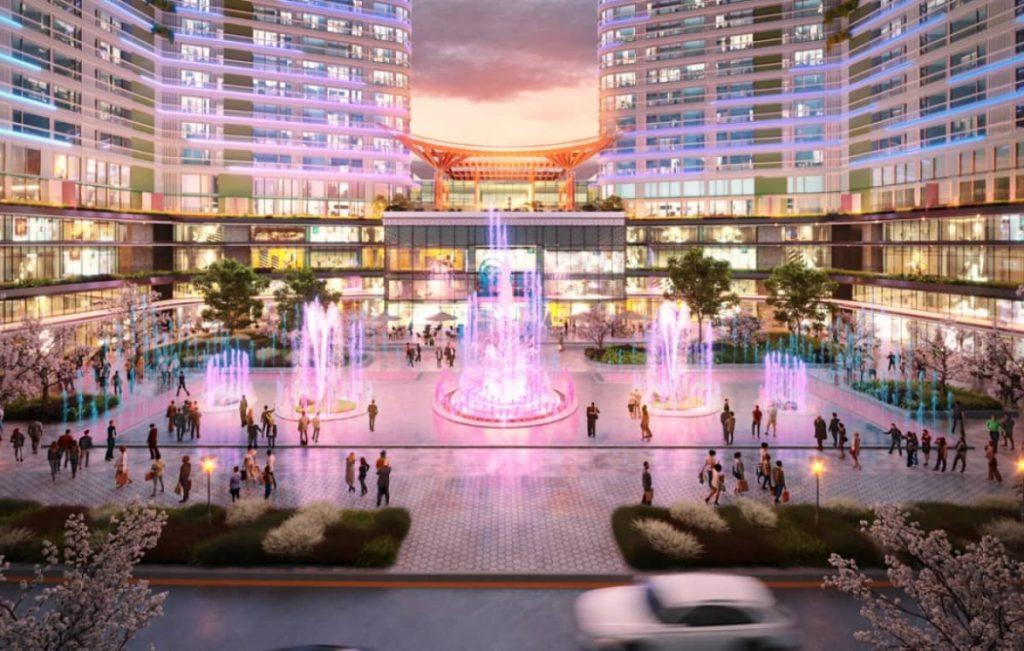 Chuỗi tiện ích đẳng cấp sẽ mang tới cho cư dân Swan Park Onsen cuộc sống hoàn hảo