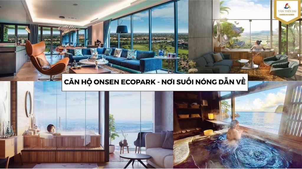 Giá bán các sản phẩm tại Swan Park Onsen Ecopark bao nhiêu?