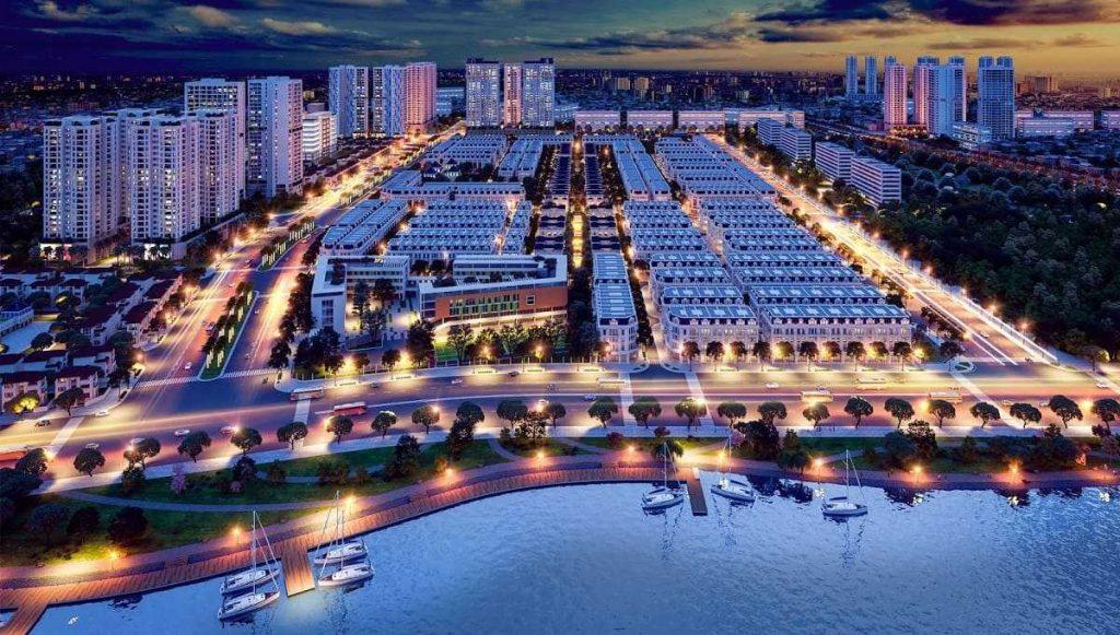 Louis City mang đến chuỗi tiện ích hoàn mỹ cho cư dân trải nghiệm